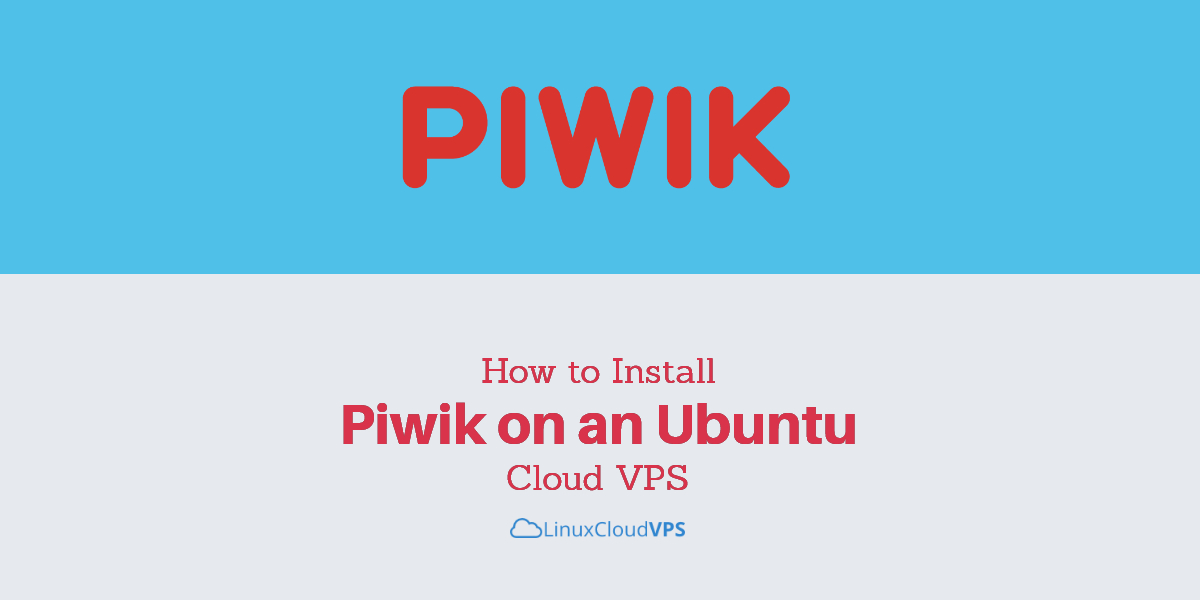 piwik on ubuntu vps