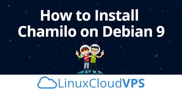 how to install chamilo on debian 9
