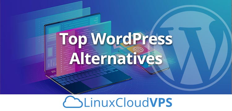 top wordpress alternatives