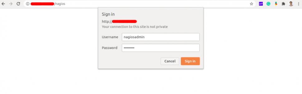 install nagios 4 and monitor your servers on ubuntu 20.04