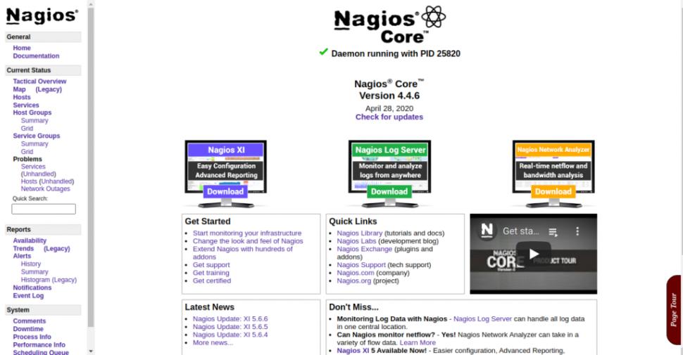 monitor your server with nagios 4 on ubuntu 20.04